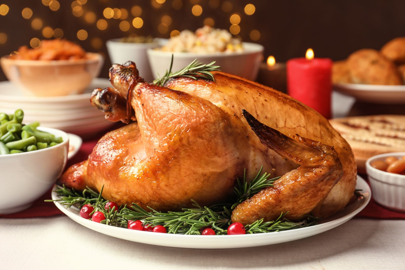 Choosing white meat over dark, and other simple swaps can keep your holiday healthier!