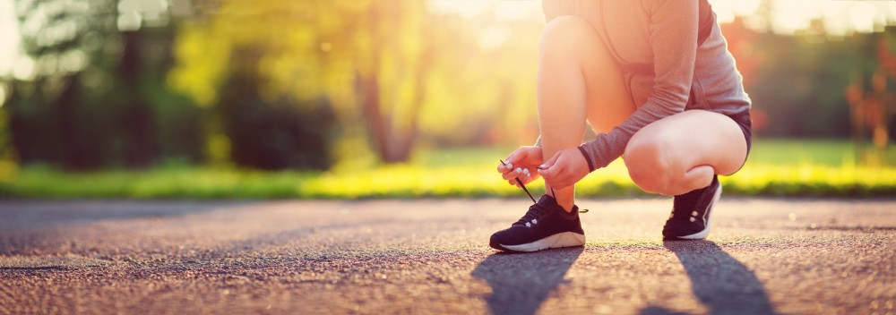 Running in the heat can be tough on your body. Stay safe and watch your body for signs of trouble!