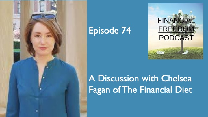 A Discussion with Chelsea Fagan of The Financial Diet
