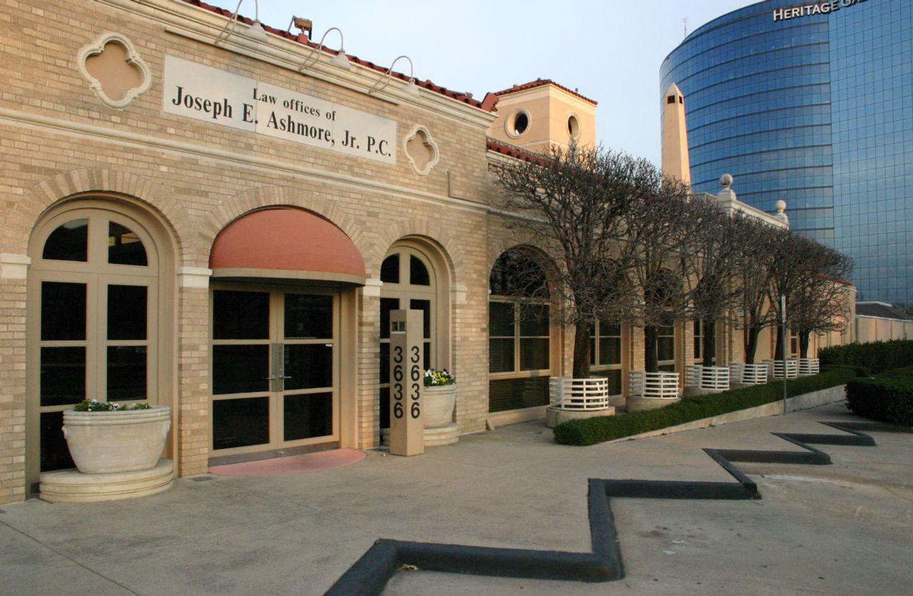 The Ashmore Law Firm in Dallas Texas