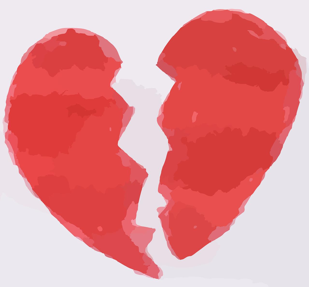 Divorce Broken Heart