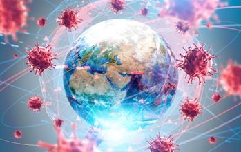 Coronavirus COVID-19 Spreading Around the Globe