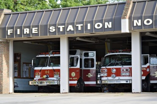Fire Station Building