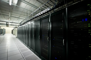 Data Center in Texas That Has Been Repaired After Tornado Damage