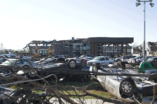 What Should You Do After a Tornado Damages a Retail Store