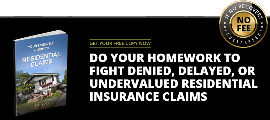 denied residential insurance claims free book lawyers sue insurance companies