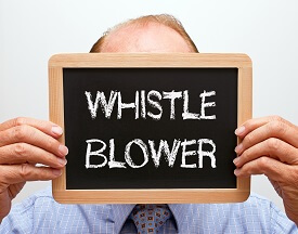 Federal Whistle Blower Laws The Hart Law Firm