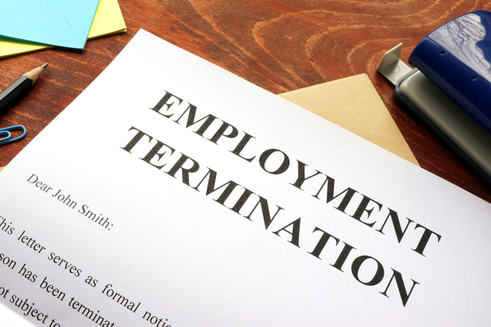 Wrongful Termination Lawyer The Hart Law Firm