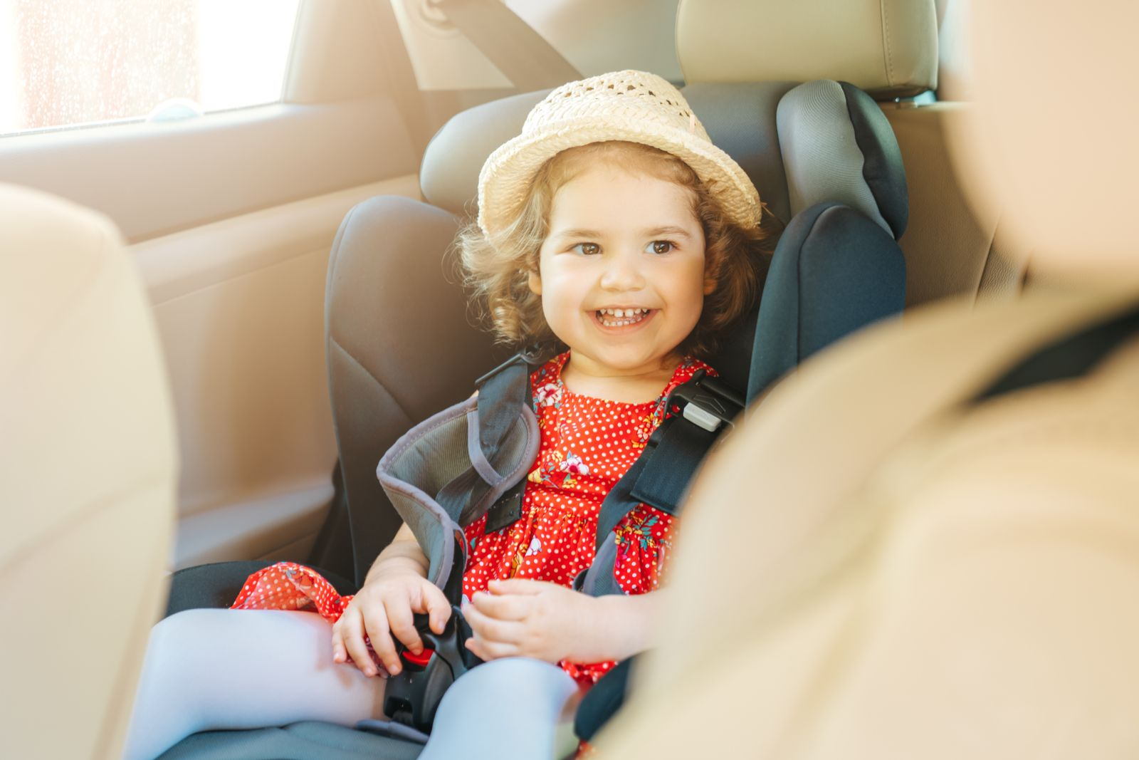 Protect Your Child From Injury In A Car Accident The Hart Law Firm