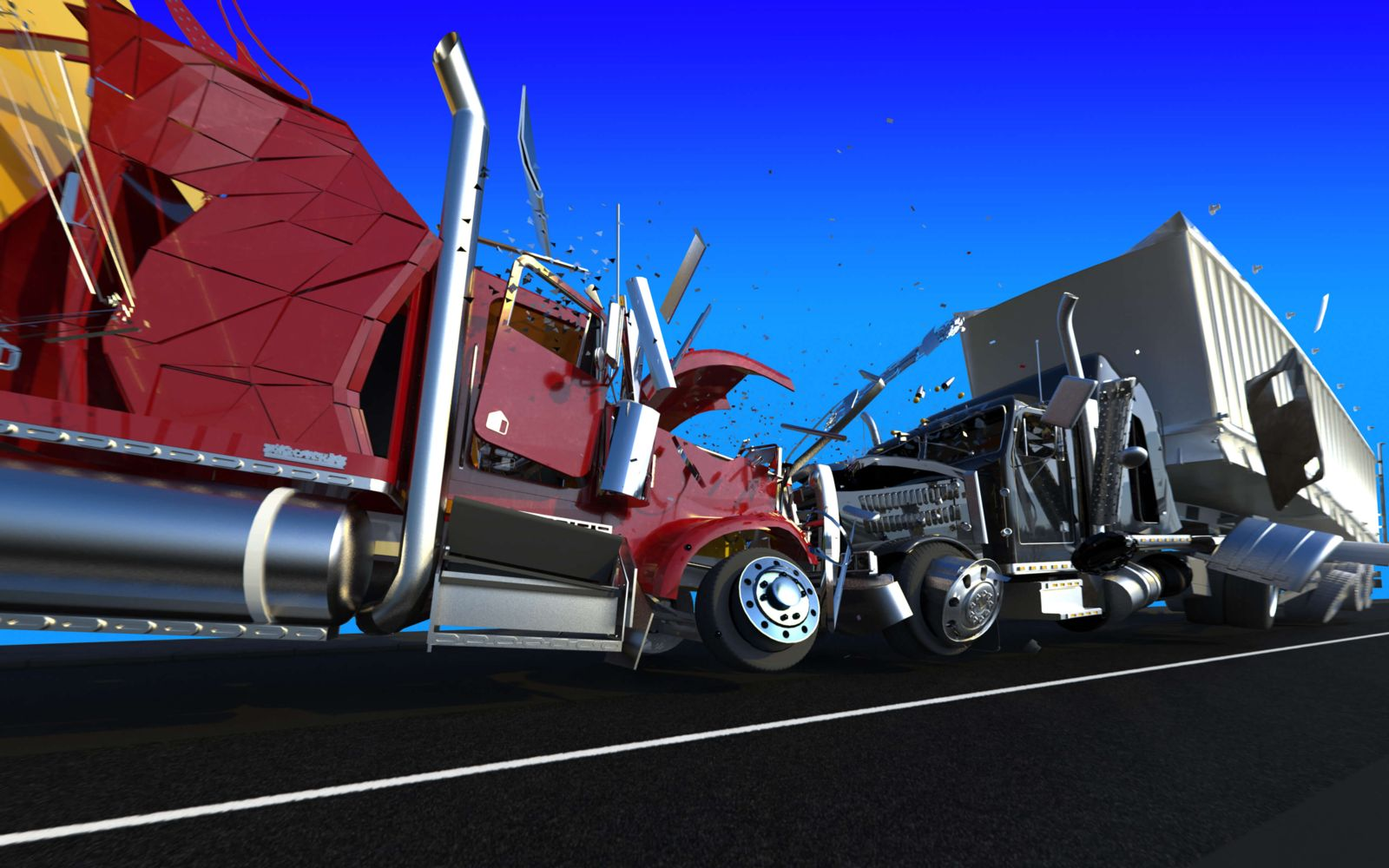 The Hart Law Firm Truck Accident