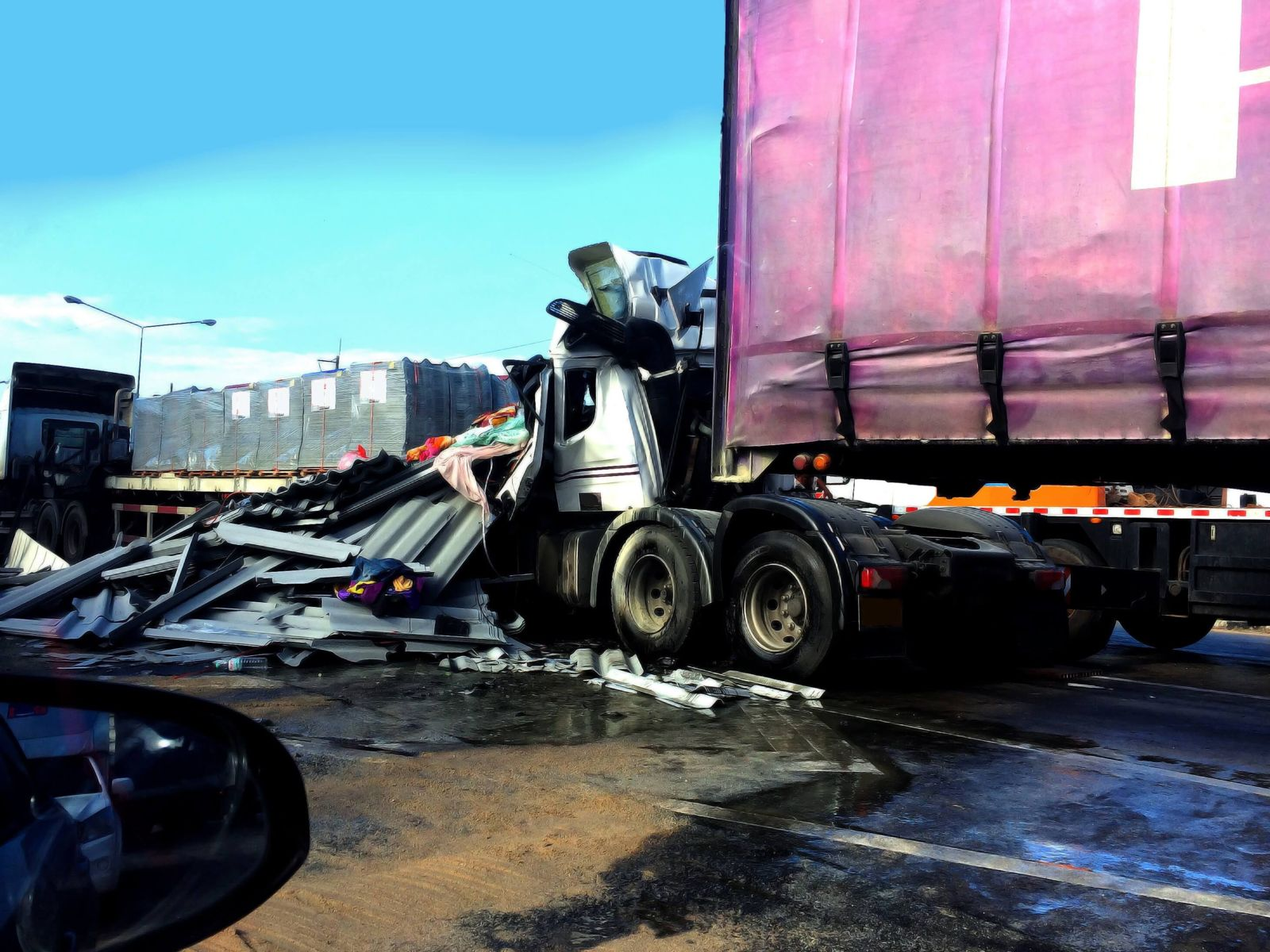 Texas Truck Accident The Hart Law Firm