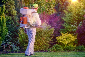 workplace exposure to pesticides