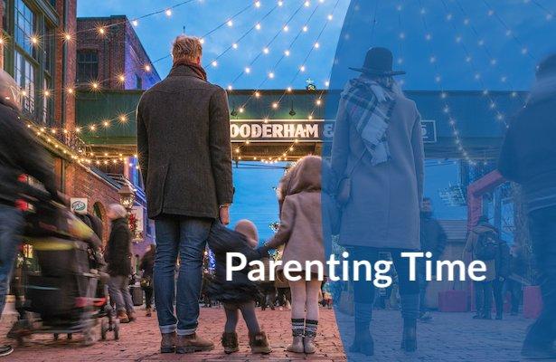 Deciding Parenting time