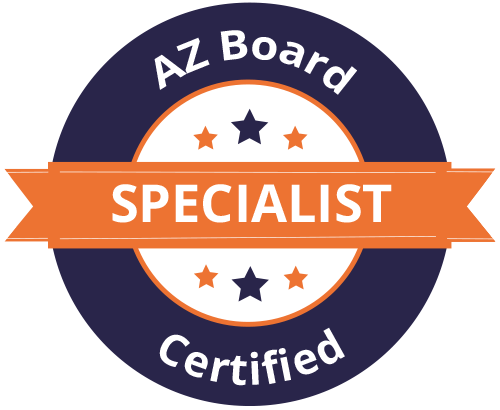 Arizona Board Certified Criminal Law Specialist
