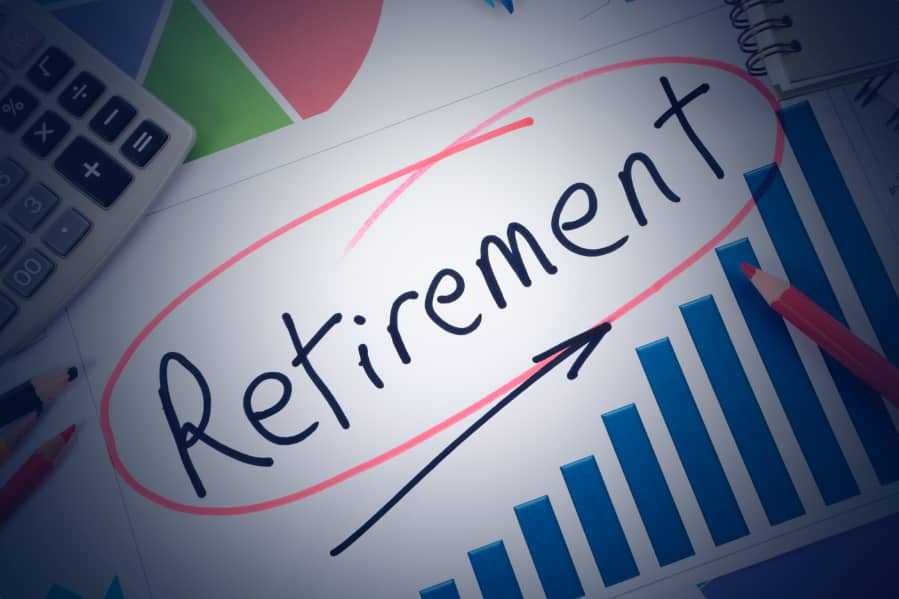 Dividing retirement accounts in an Arizona divorce