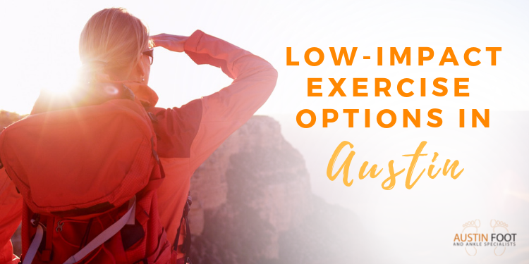 low impact exercise options