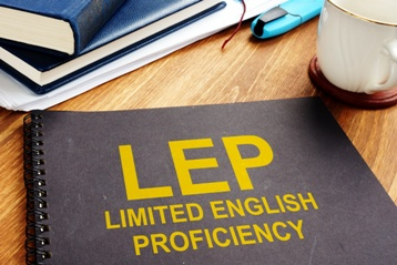 Limited English Proficiency Booklet