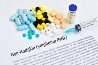 Non-Hodgkin Lymphoma Paperwork and Medication