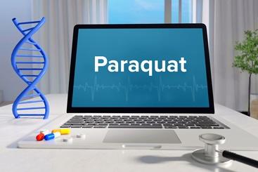 Paraquat on a Computer Screen