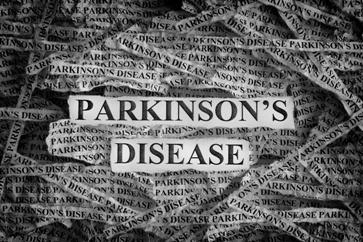 Parkinson's Disease Paper Scraps