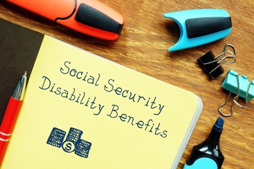 Social Security Disability Benefits Paperwork