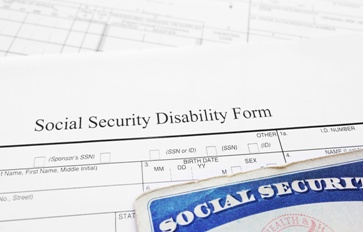 Social Security Disability Forms