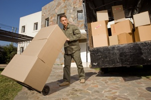 delivery driver injury risks