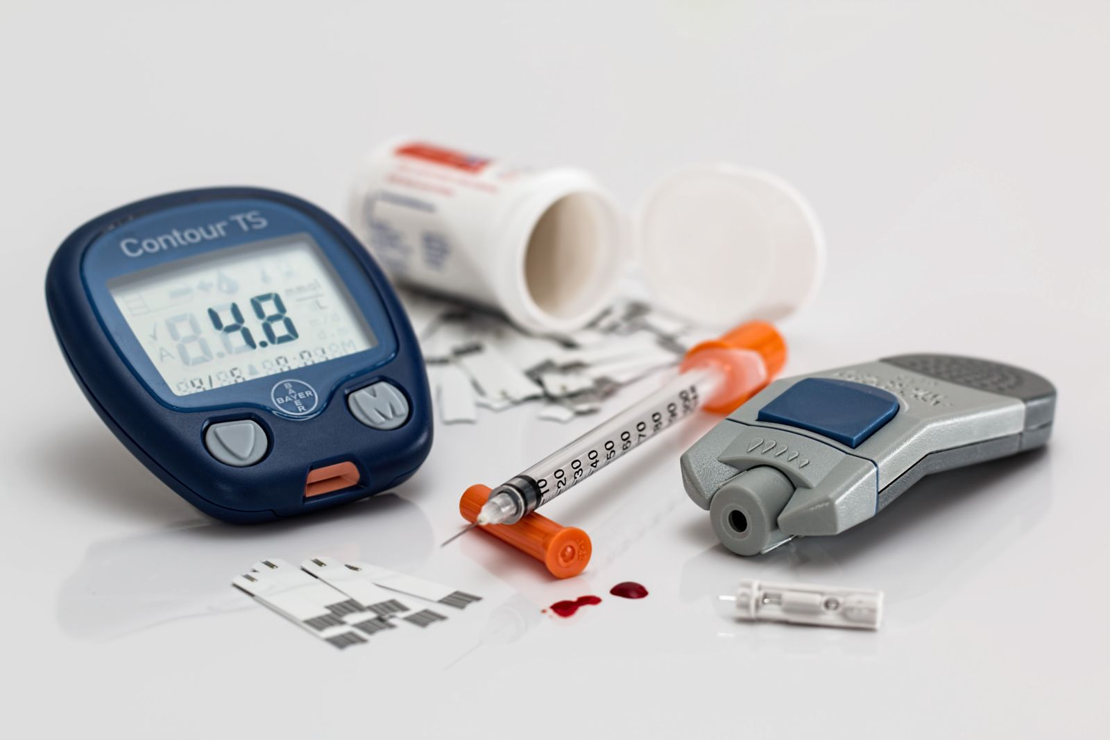 Diabetes Testing Instruments