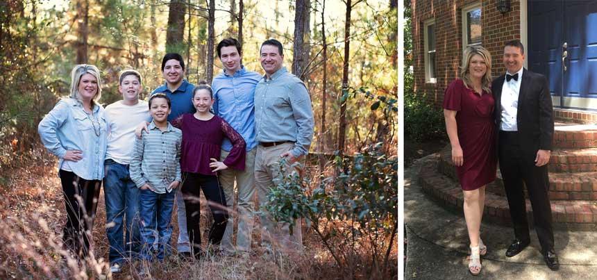 Aaron M Pomeranz Family