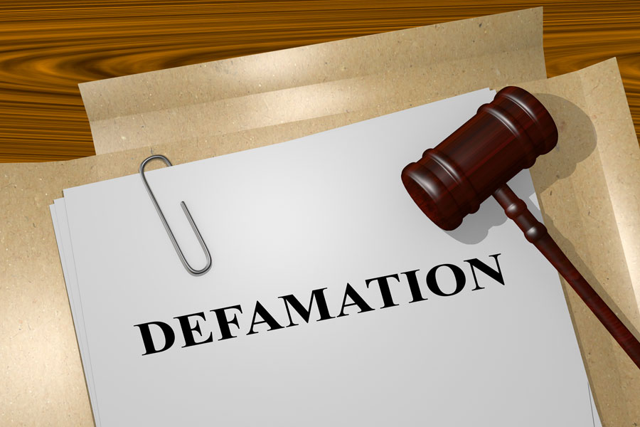 Defamation Libel Slander Attorney