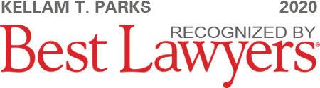 Best Lawyers recognizes Kellam T. Parks