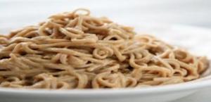Peanut Sauce Noodles