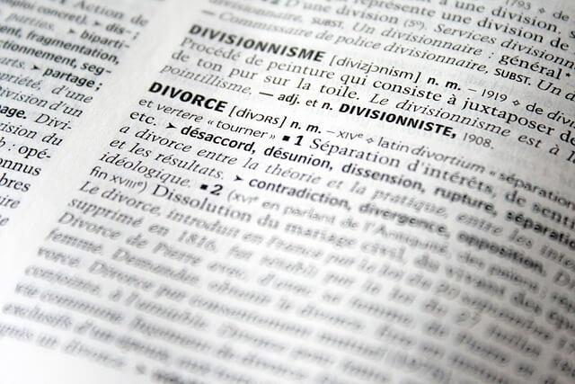 Suing for Divorce in Virginia