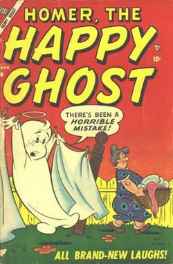 Homer the Happy Ghost movie