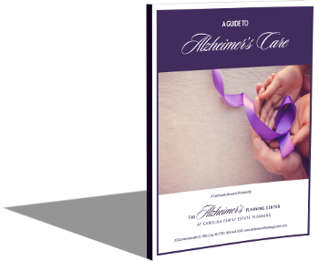 Cover of our Guide To Alzheimer's Care