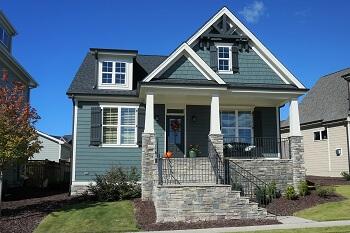 Decedent's North Carolina home