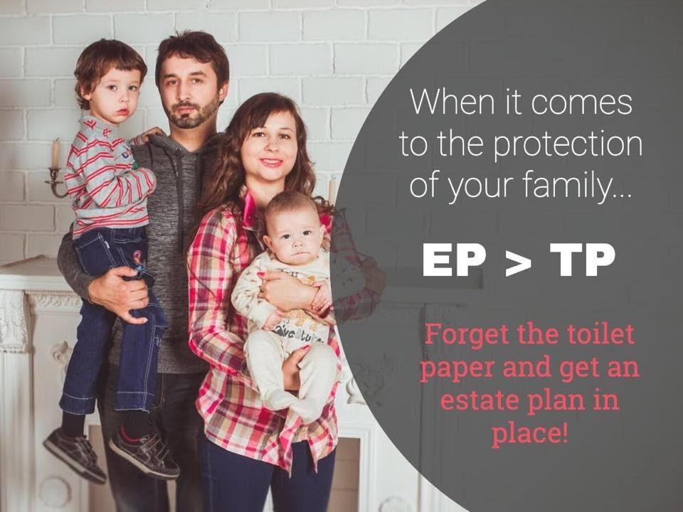 Estate Planning > Toilet Paper