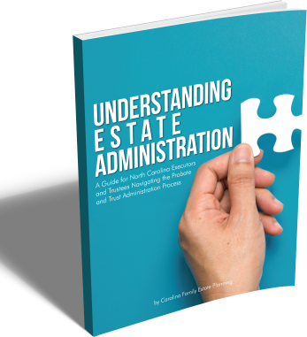 Free guide on estate administration