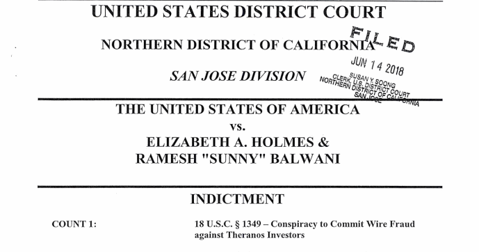 United States district court document