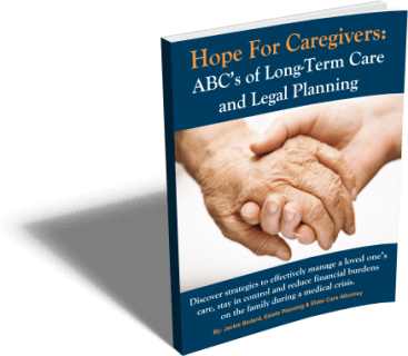 Hope for Caregivers guide