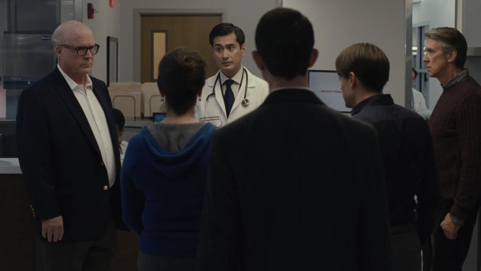 Doctors on Succession show