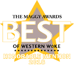The Maggy Awards Honorable Mention 2018