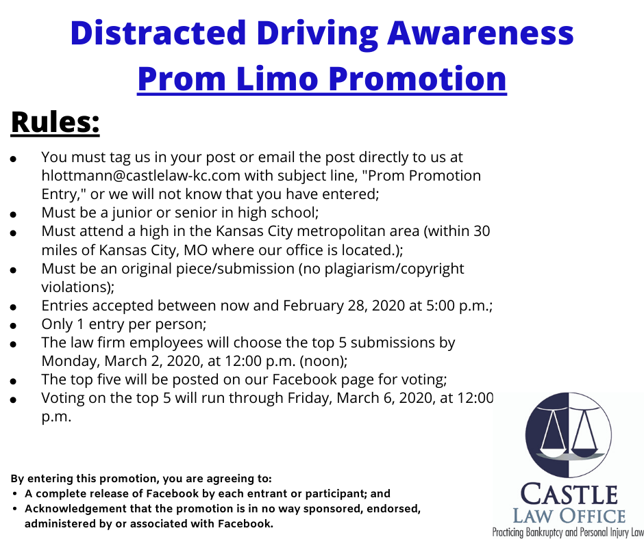 limo promotion