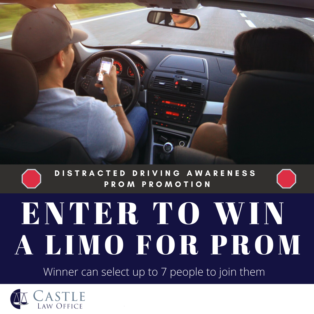 Distracted Driving Prom Promo