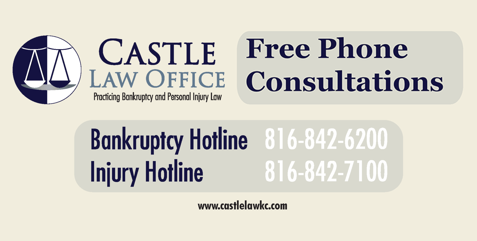 Contact Castle Law for a Covid-19 update