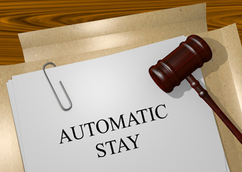 avoid home foreclosure with an automatic stay