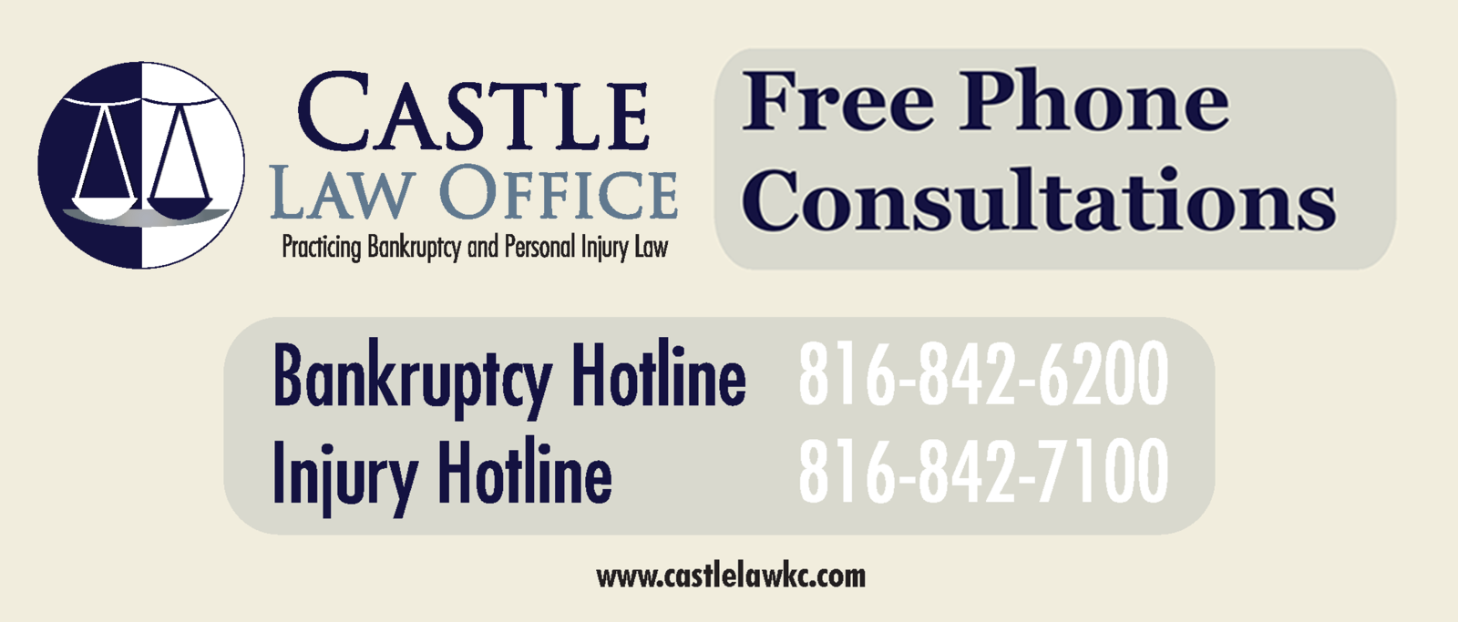 Kansas City Personal Injury and Bankruptcy Attorneys