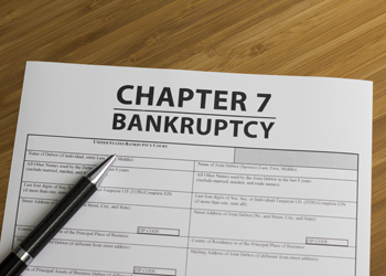 stop wage garnishment with chapter 7 bankruptcy in Kansas City