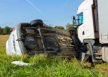 common causes of truck accidents in Kansas City