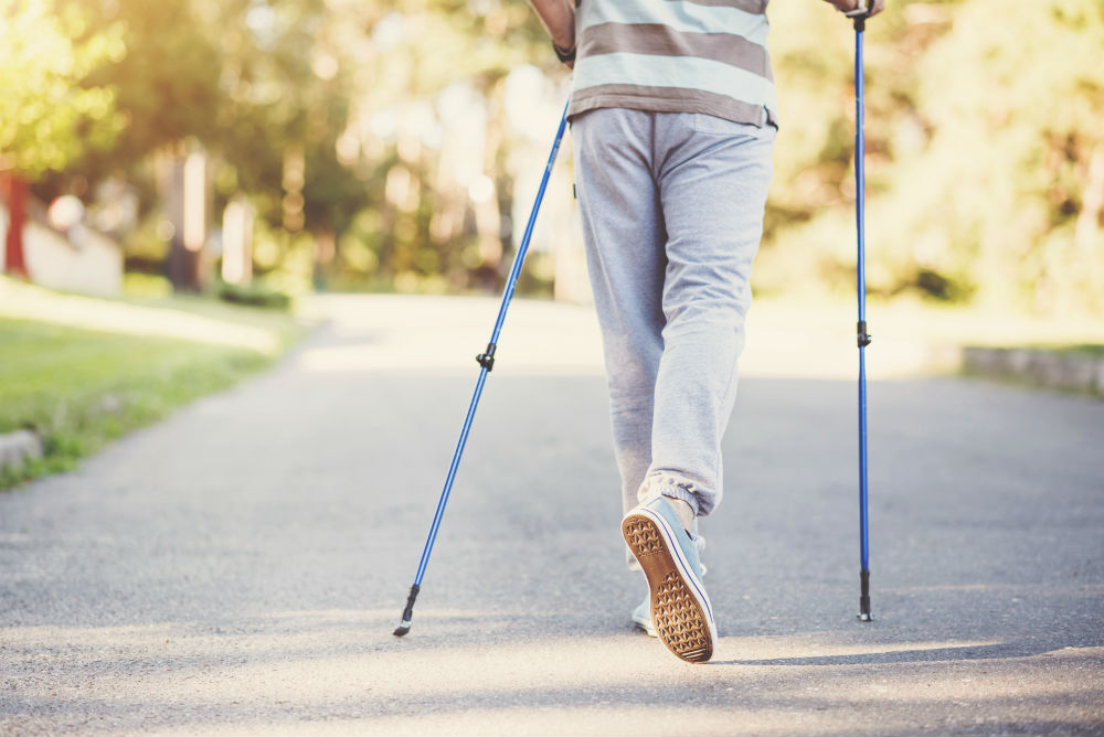 walking balance